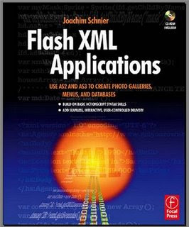 Download Free ebooks Flash XML Applications