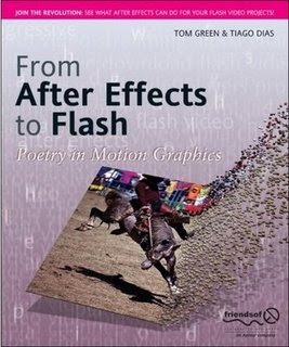 Download Free ebooks From After Effects to Flash