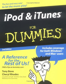 Download Free ebooks iPod & iTunes for Dummies