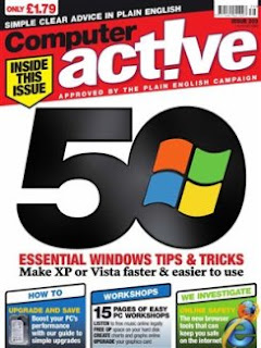 Download Free ebooks Computer Active - October 2009