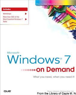 Download Free ebooks Microsoft Windows 7 On Demand