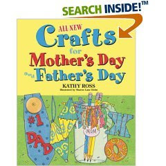 Download Free ebooks All New Crafts For Mother's And Father's Day