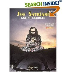 Download Free ebooks Joe Satriani - Guitar Secrets