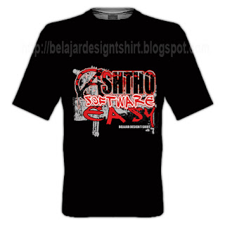 belajar design t-shirt | FRIENDSHIP DEDICATION T-SHIRT DESIGN