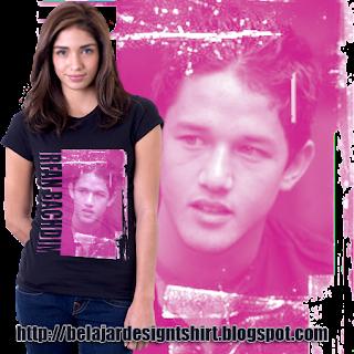 belajar design t-shirt | Irfan bachdim t-shirt design
