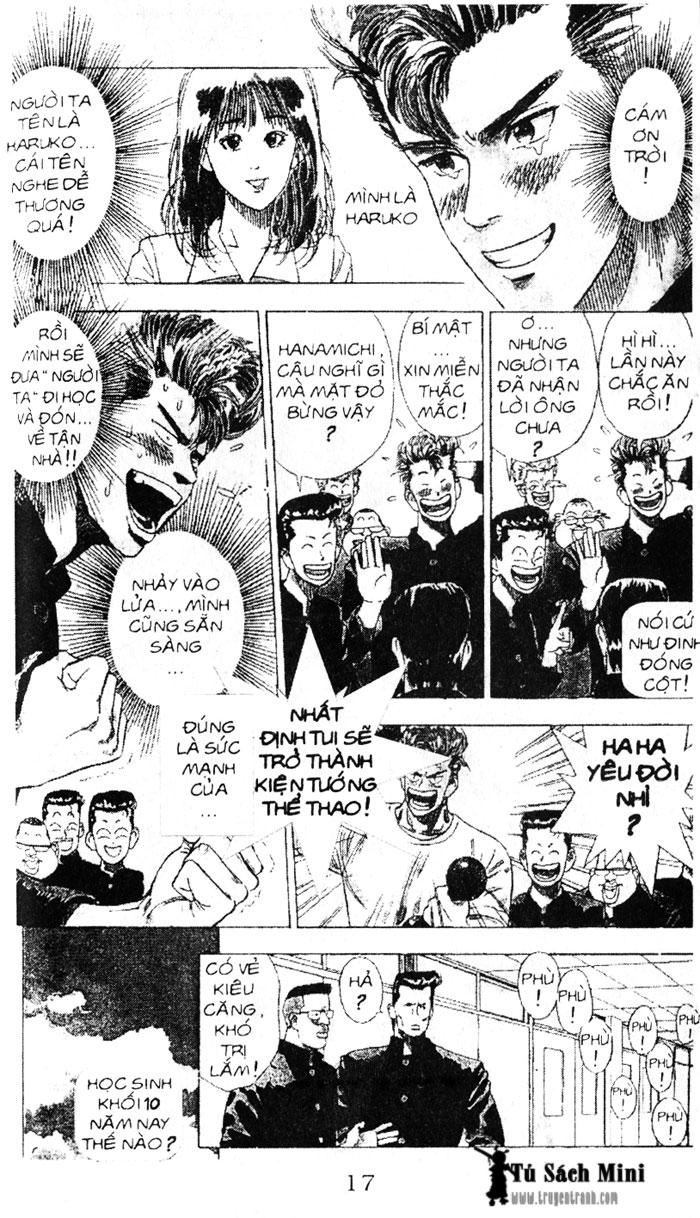 Cao Thủ Bóng Rổ chap 1 - Trang 18
