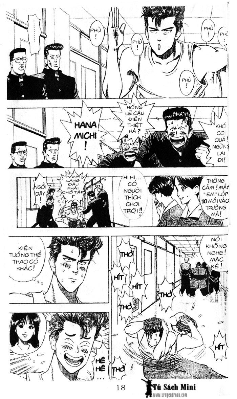 Cao Thủ Bóng Rổ chap 1 - Trang 19