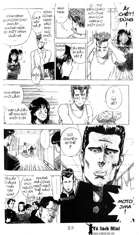 Cao Thủ Bóng Rổ chap 1 - Trang 24