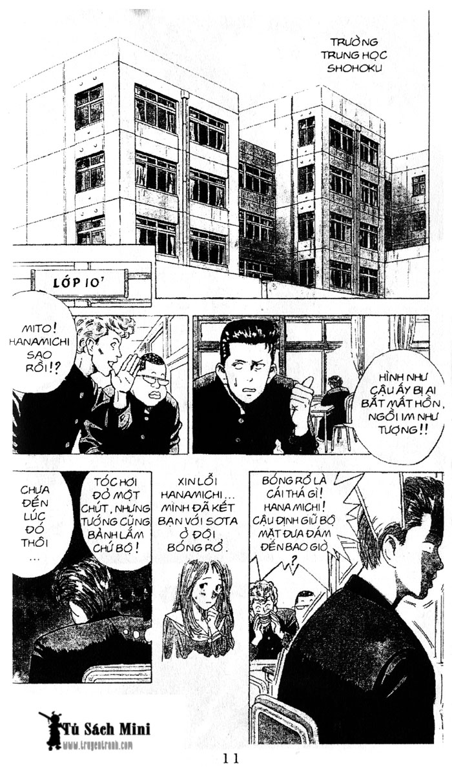 Cao Thủ Bóng Rổ chap 1 - Trang 12