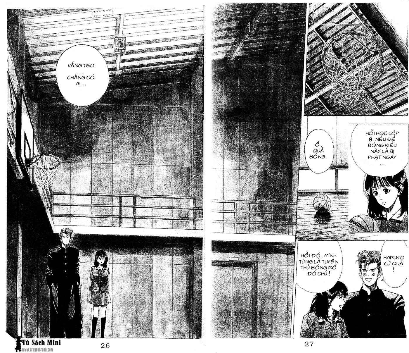 Cao Thủ Bóng Rổ chap 1 - Trang 27