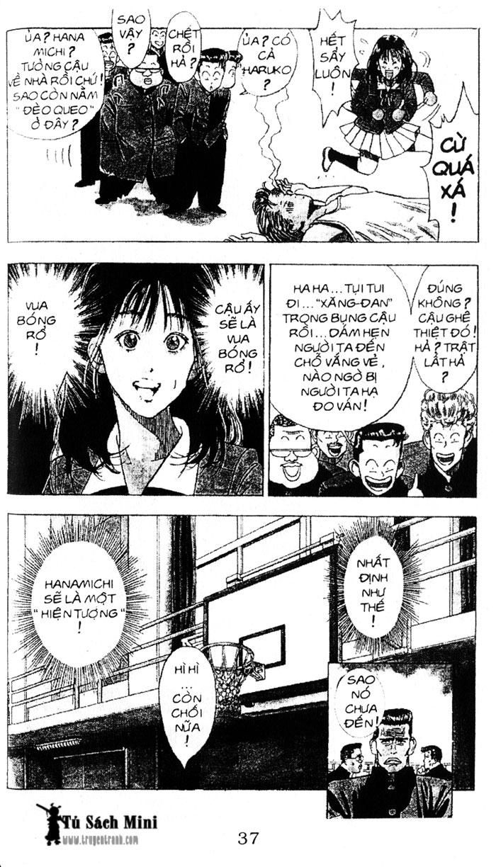 Cao Thủ Bóng Rổ chap 1 - Trang 36