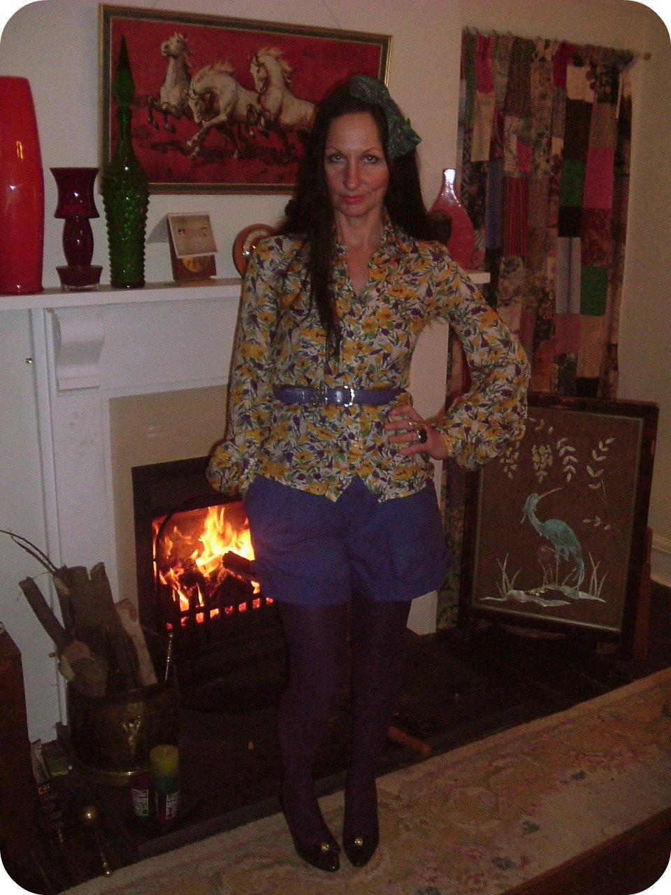 Vintage Vixen C Mon Baby Light My Fire