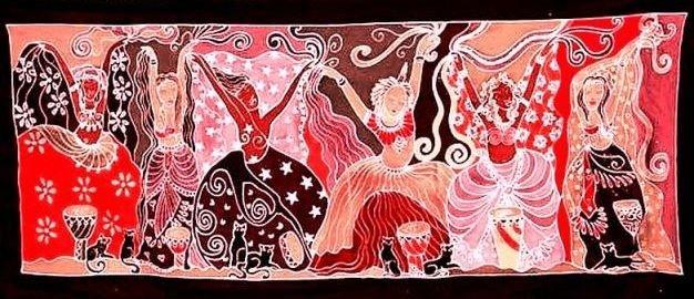 Mujeres Celebrando sus Ciclos