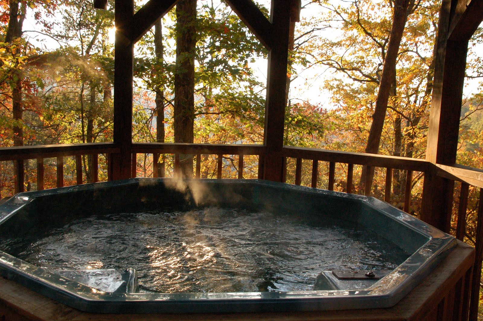 It Isnu0027t Too Early To Reserve Rooms Or A Gatlinburg Hot Tub Cabin For Your  Autumn Fun In The Smokies. We Are Close Enough To Jonesboro Storytelling  Festival ...