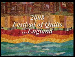 Festival of Quilts 2008 by Bonnie McCaffery