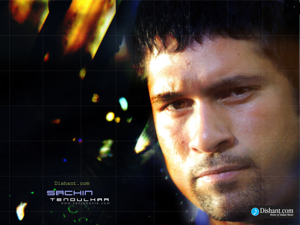 Wallpaper Provider: Sachin Tendulkar - Set 01