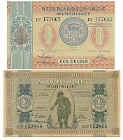 Mata uang Hindia Belanda