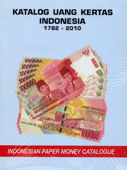Katalog Uang Kertas Indonesia 2010