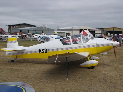 Dozens of Experimental Amateur Built aircraft designs fit the LSA mold ...