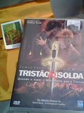 DVD Tristão e Isolda