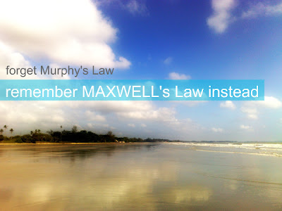 maxwell law