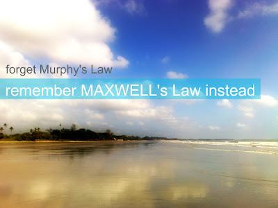 maxwell law