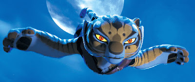 kung fu panda movie, master tiger