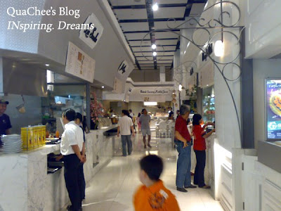 pacific place, restaurants, food