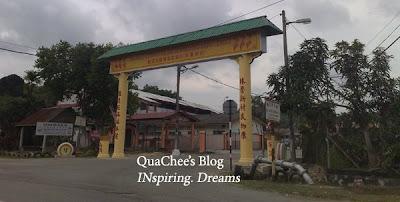 chinese kampung