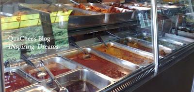 nasi kandar, curry