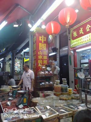 chinatown singapore chinese medicine grocery