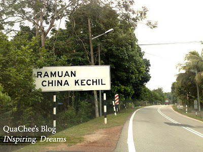 port dickson trip, ramuan china kechil