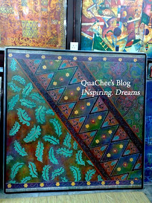batik, batik painting traditional
