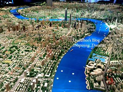 shanghai urban planning exhibition hall
