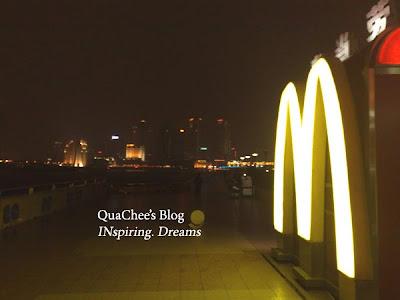 shanghai riverside promenade, pudong