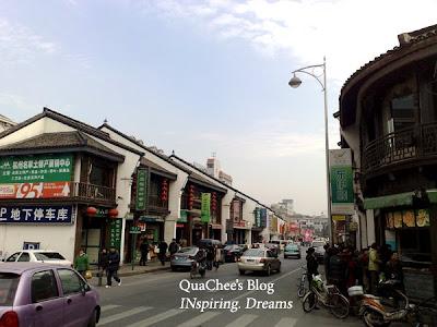 hangzhou, qinghefang road