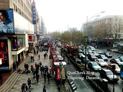 hangzhou shopping yanan lu