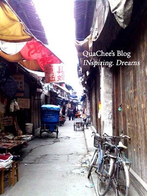 wuzhen old street