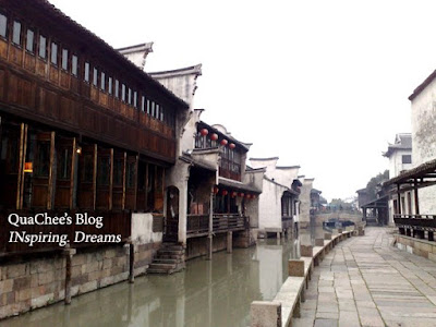 wuzhen river