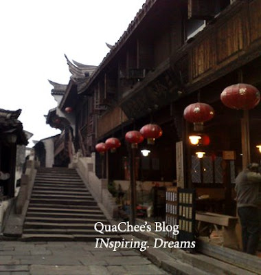 wuzhen old bridge