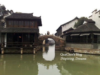 wuzhen, xizha, bridge