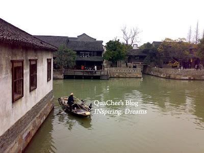 wuzhen, xizha boatman