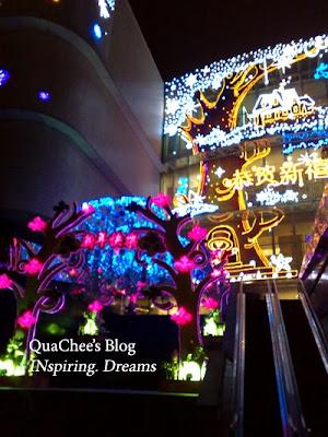 shocking shanghai, new year decoration