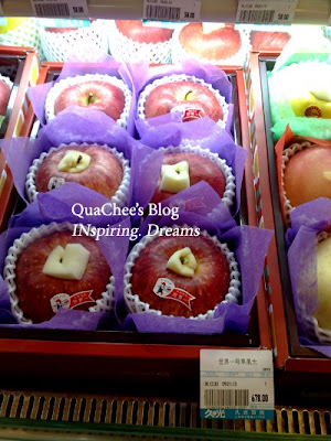 shocking shanghai, expensive fruits