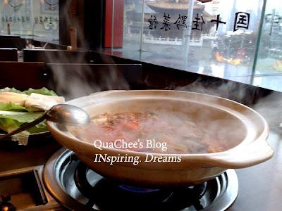 shanghai food, steamboat