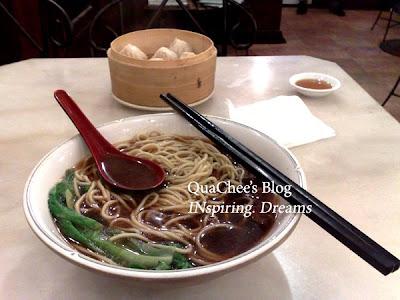 shanghai food, shanghai noodles