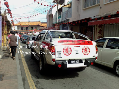 chinese new year malacca,temple street car
