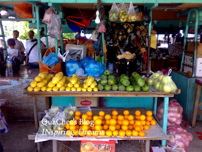 kk dry market fruits