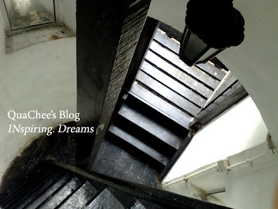 kuching fort margherita stairs