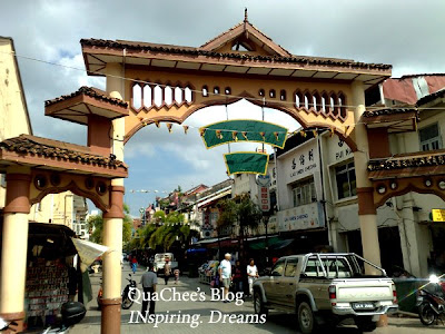 kuching little india